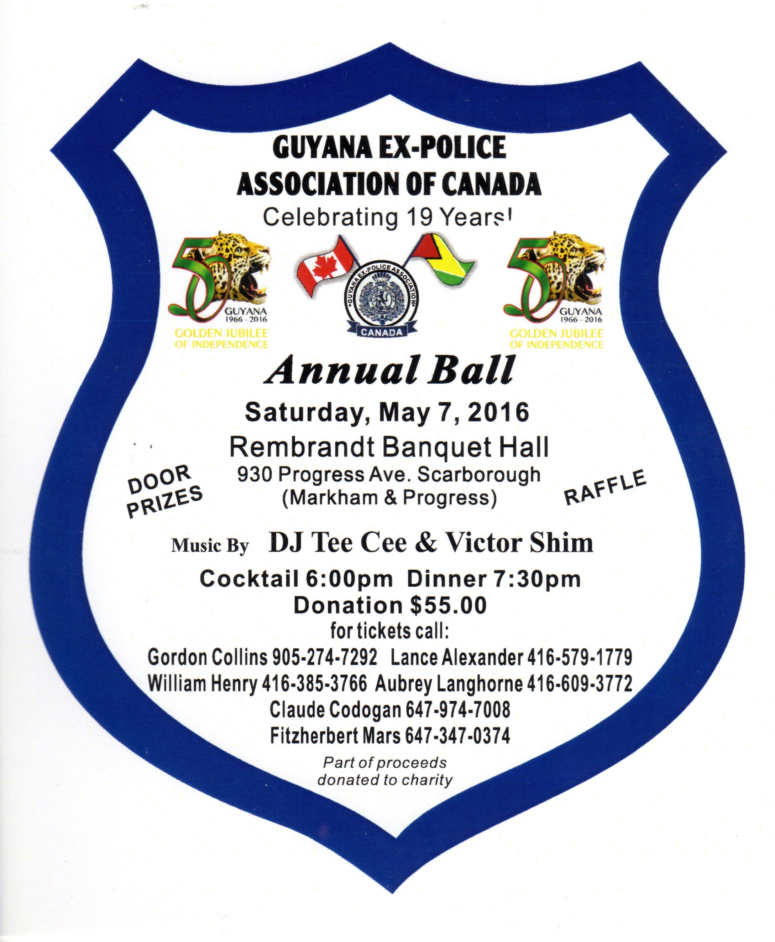 Ball Flyer 2016